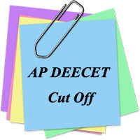 AP DEECET Cut Off Marks