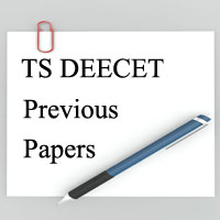 TS DEECET Previous Papers