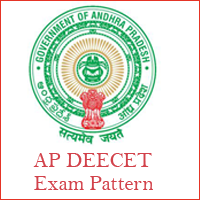 ap deecet exam pattern