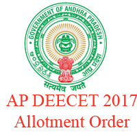 ap deecet allotment order